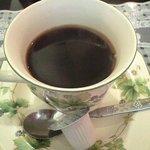 ビストロオカムラ - ランチにつく食後のコーヒー