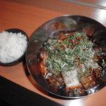 ラー麺マン - 冷やしラーメン定食