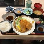 おつぼ - 日替わり定食(1190円)