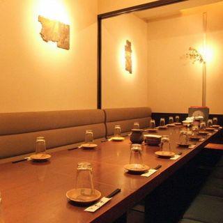 ワンランク上の上質空間■個室4名~宴会最大50名様まで対応!