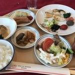 ホテルプルミエール箕輪 - 料理写真:朝食ブッフェ
