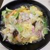 餃子の王将 - 料理写真:あんかけチャンポン 630円