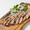 ミアボッカ - 料理写真:サーロインのビステッカ
