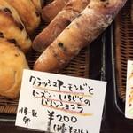 83599508 - 買ったパン達、これは食べた