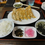 宇都宮餃子館 - 12種食べ比べセット(\1,200)