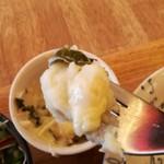 83604301 - ミニココット。ポテトとチーズです。