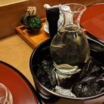 勝寿し - 日本酒