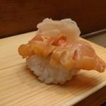 勝寿し - 握り 赤貝
