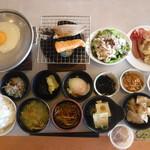 ホテル南海荘 - 料理写真:朝食バイキング3