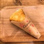 クローバー - キャラメルアップル生クリーム (税込¥330)