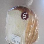 HANA - 料理写真:天然酵母山型食パン