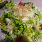 夜景個室居酒屋 囲 - サラダ