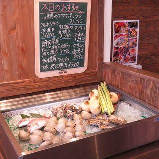 毎日変わるお薦め鮮魚と季節のお料理たち♪素材の良さが自慢です