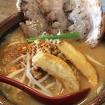 蔵出し味噌 一六 - 料理写真:北海道味噌チャーシュー