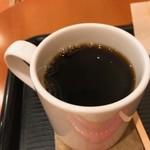 カフェ・ベローチェ 南藤沢店 - ホットコーヒー