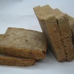 ルビュール - 料理写真:玄米ごはんパン:耳までおいしい!次の日もふんわり&もっちり!!