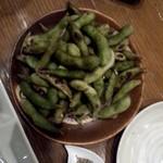 生駒 - 焼き枝豆