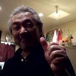 生駒 - マスターから写真アップ許可頂きました!渋い感じの方です!親切!