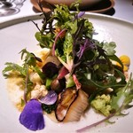 83613243 - 本日届いた季節のお野菜、弓削牧場さんのホエーソース