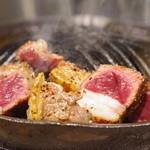 ヒツジサンライズ - オーストラリア産マトンステーキ