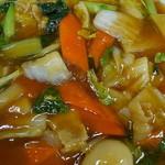 水新菜館 - 中華王道中の王道的な仕上がり