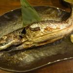 なかめのてっぺん - 浜焼き鯖