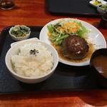 Lucca - 御飯と味噌汁付きで800円