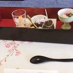 三滝茶屋 - 最初のセッティング