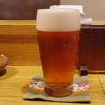 酉の - ビール
