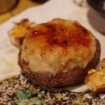 酉の -  肉詰め椎茸