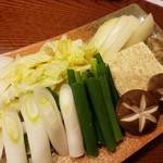 83617722 - 鍋野菜