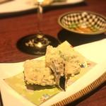 創作割烹 はる海 - タチウオの天ぷら