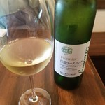 島之内フジマル醸造所 - 信濃リースリング (まし野ワイナリー)