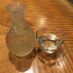 天ぷらチャンピオン - ポン酒