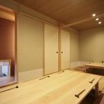 四季料理 悠 - 掘りごたつの個室