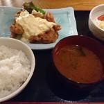 鳥良 - チキン南蛮定食