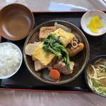 嘉海食堂 - 2018年4月4日  煮付 850円