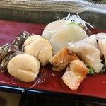 菅生寿司 - 料理写真:お刺身盛り合わせ〜