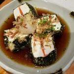 くうかい - 揚げ出し豆腐