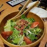 くうかい - サラダ