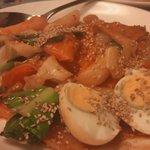 韓国料理とよもぎ蒸しの店 スック - ブルトッ(プルコギ&トップキ)