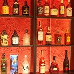 ガールズバー ルミエール - 豊富なアルコールメニュー
