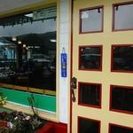レストラン トラウト - 入口