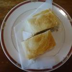レストラン トラウト - カツサンドイッチ 950円