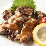 米とサーカス - 熊の味噌焼き