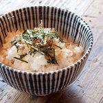 米とサーカス - 山ワサビ飯