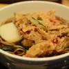 小諸そば - 料理写真:かき揚げ蕎麦