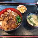 83640098 - ステーキ丼 950円