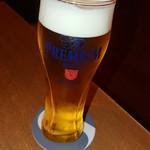 Isola - ビールはプレモル!