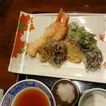 菊屋らん丸 - 天ぷら